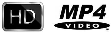HD & MP4